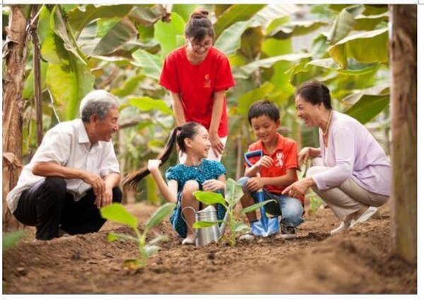 """""""田园+养老""""式休闲农业,有望打通未来的农业模式"""